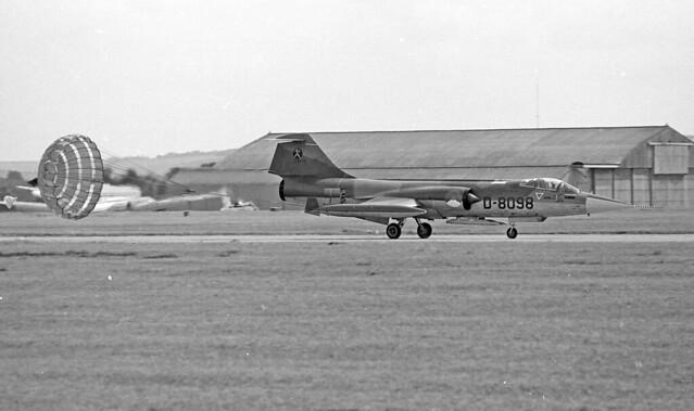 D-8098 Lockheed F-104G Starfighter