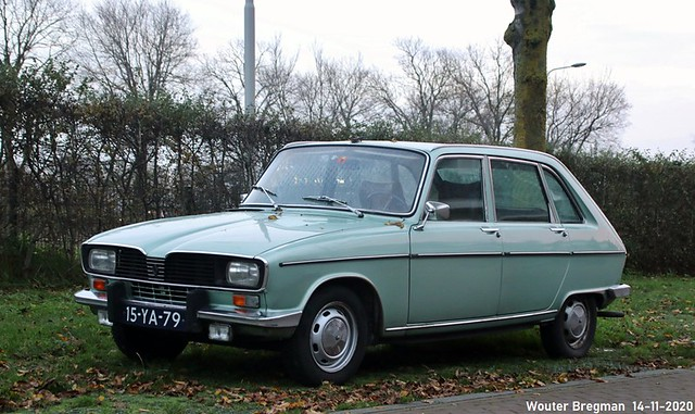 Renault 16 TL 1977