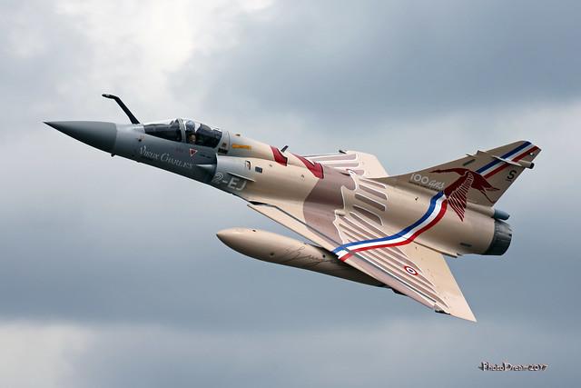 Mirage 2000 2-EJ - Armée de l'Air - TWM - Florennes - 2017-06-15 12-43-58_1599 - m et s