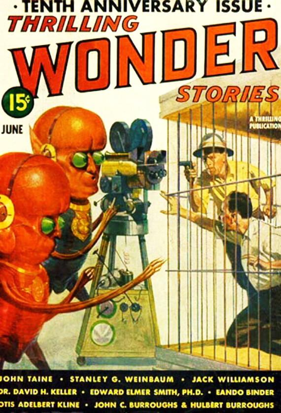 Thrilling Wonder Stories / June 1939