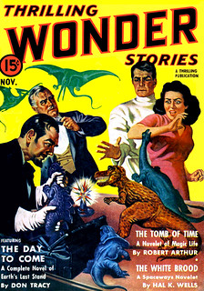 Thrilling Wonder Stories / November 1940