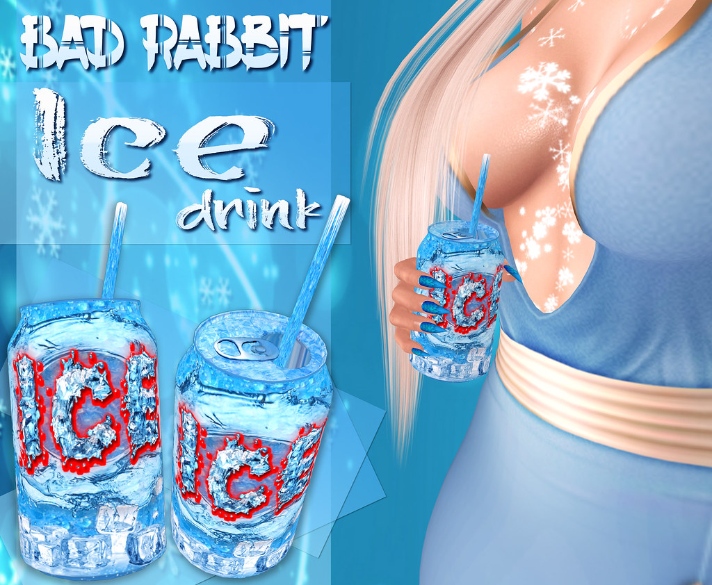 .:Bad Rabbit:. ICE Drink