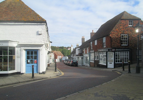 View From Landgate, Rye