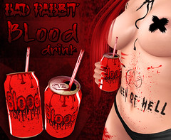 .:Bad Rabbit:. Blood Drink