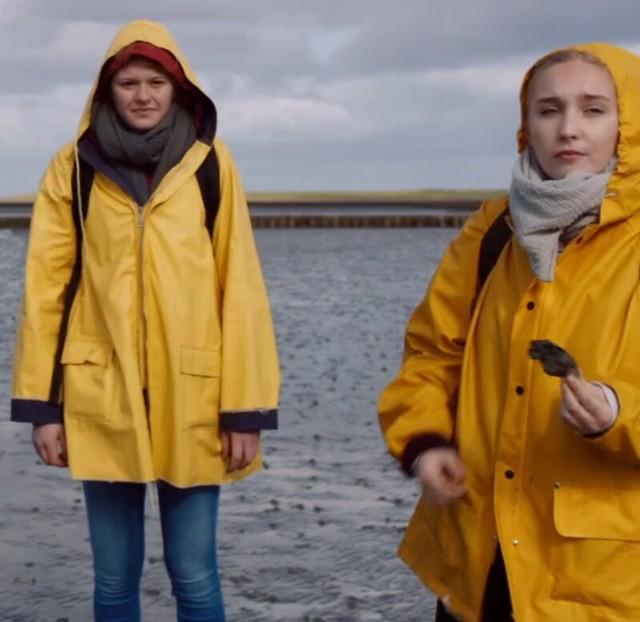 Yellow Raicoat