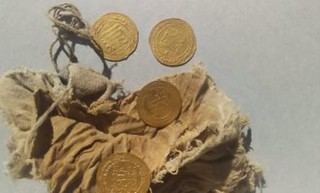 Gold Dinar Hoard Found in Egypt | by Numismatic Bibliomania Society