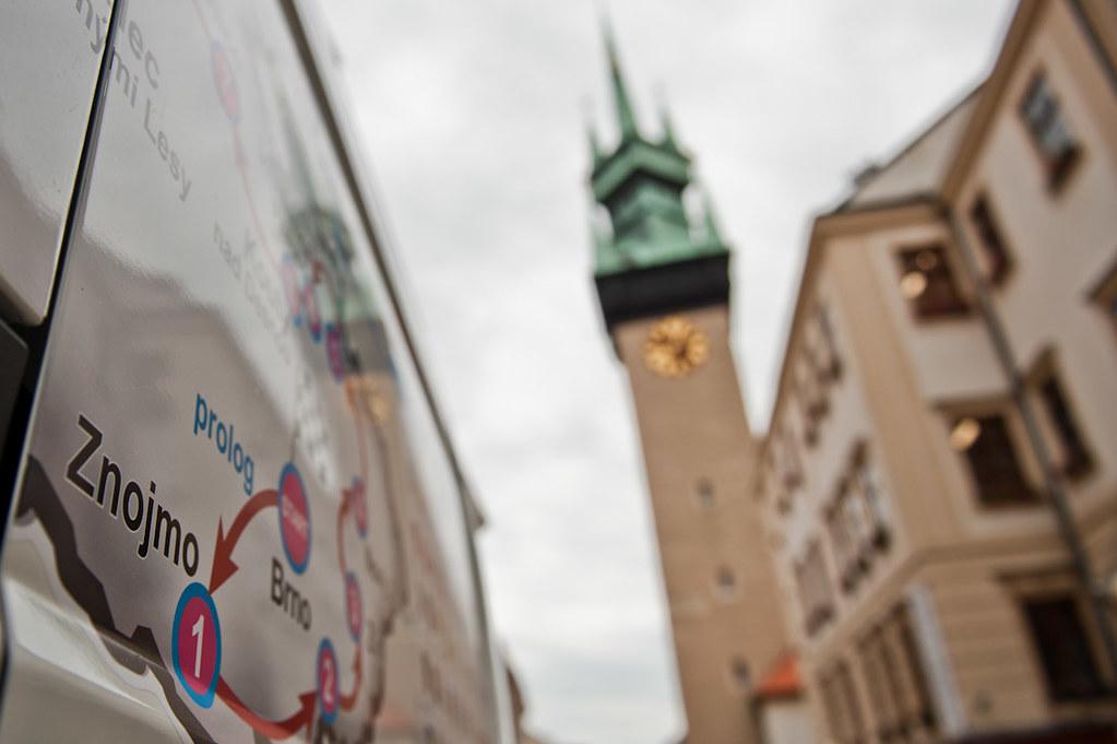 1.etapa 2014 Znojmo - Hodonín
