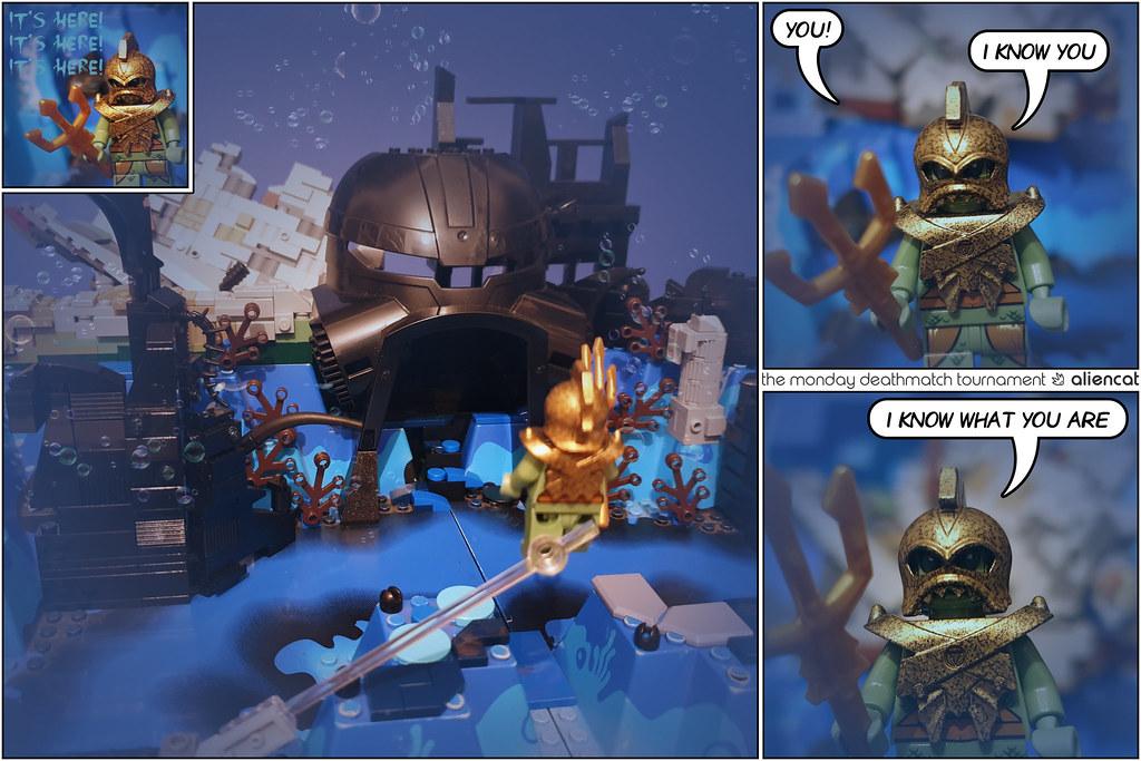 The Monday Deathmatch Tournament - Page 193: Intermission Percival