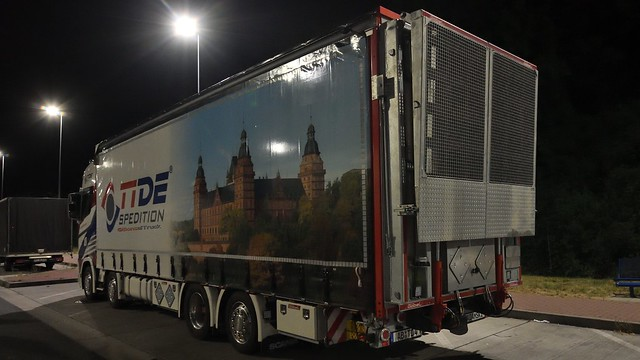 D - Tide Spedition Scania NG S500