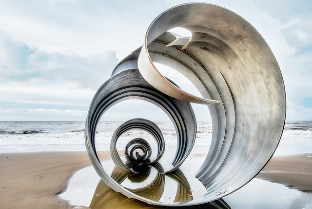 Mary's Shell at Low Tide©HelenBushe