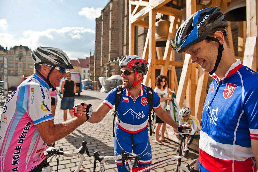 10. etapa 2014 Plzeň - Aš