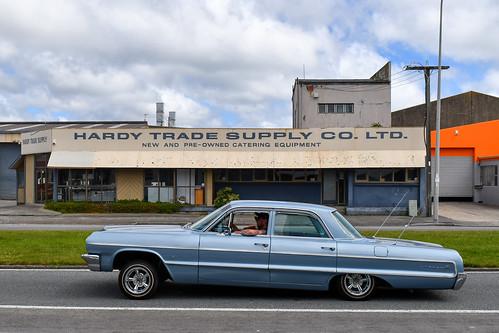 <p>1964 Chevrolet Impala</p>
