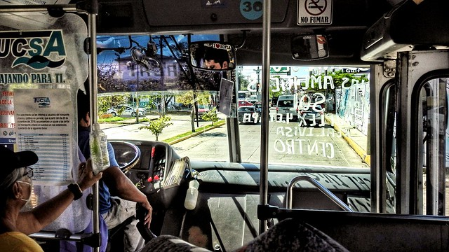 34¢ Bus Back