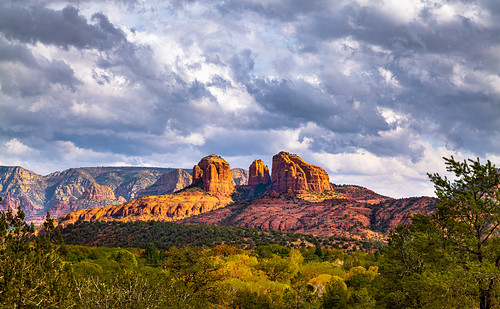 Cathedral Rock, Sedona, AZ | by John A Henderson