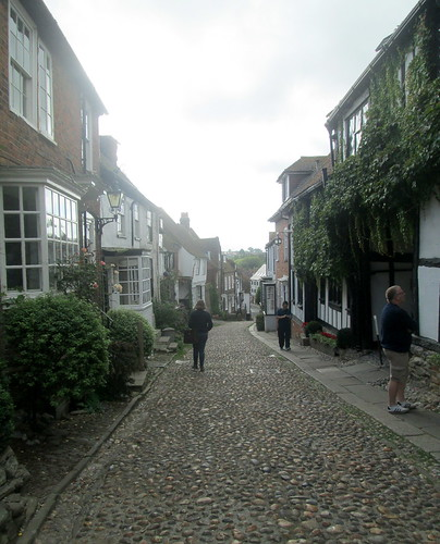 Hilly Street, Rye, East Sussex