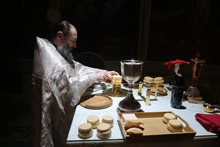 15.11.2020 | Литургия в Иверском монастыре