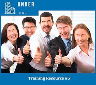 Album Review: Under - Training Resource #