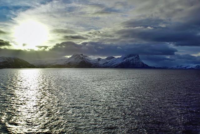 Norway's Nordland coast