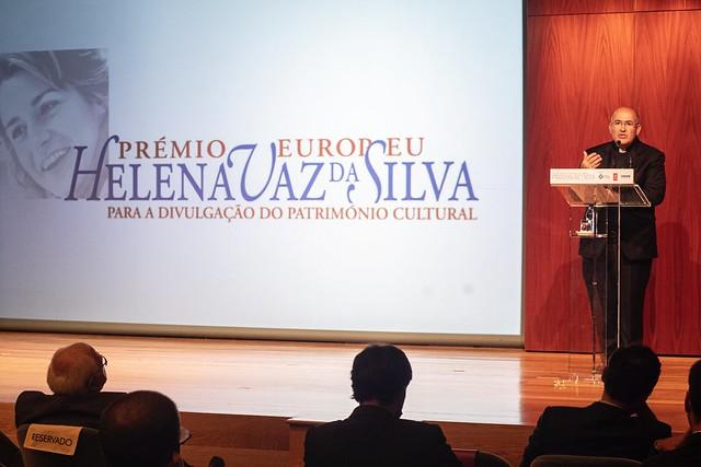 2020 Helena Vaz da Silva Europan Award Ceremony, Lisbon