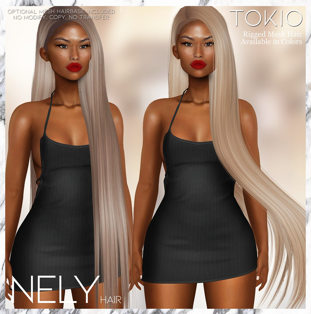TOKIO Hair – NELY – Black Fair Event!!