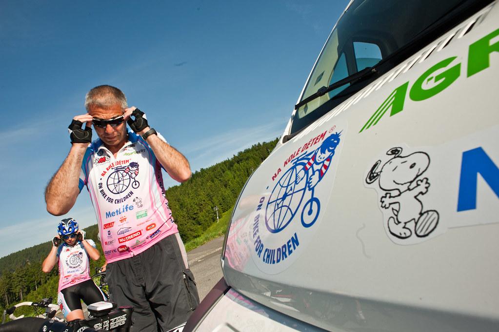 6. etapa 2014 Kouty nad Desnou - Holice