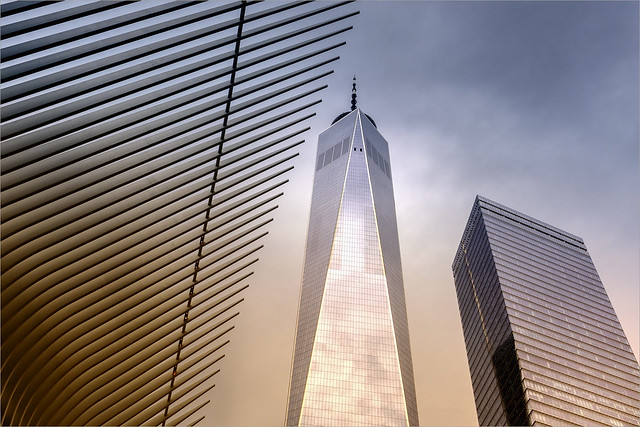 One WTC - NYC