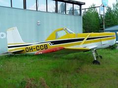 OH-CCB Cessna A188 Agwagon