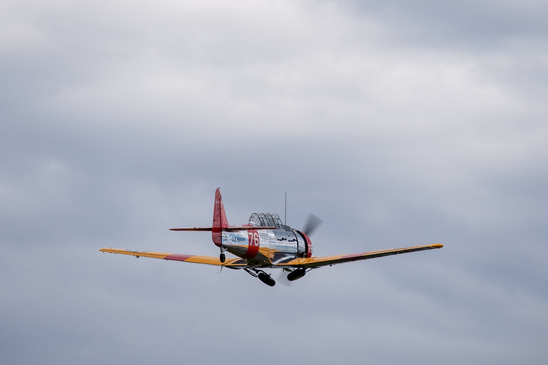 T6 Texan - US Navy colours