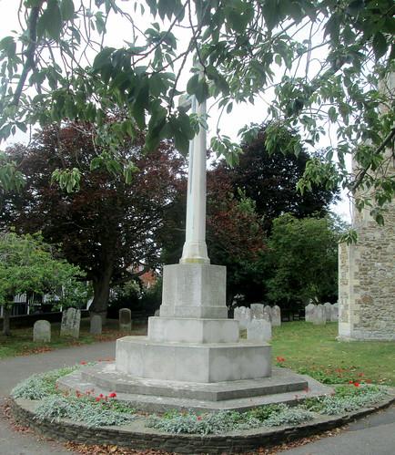 War Memorial in Rye