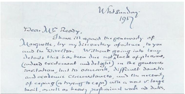 Tolkien's letter -- screenshot
