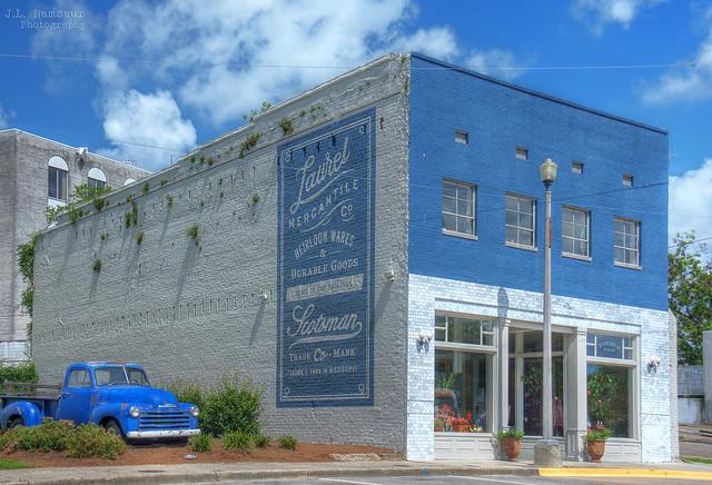 Laurel Mercantile Co. - Laurel, Mississippi