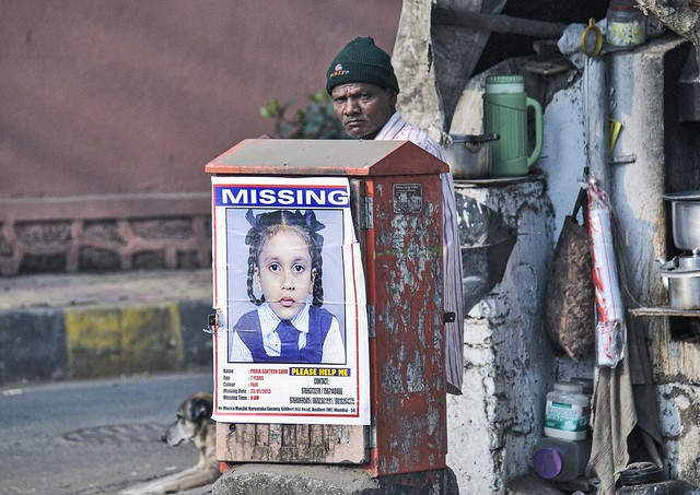 INDIA9807- Missing