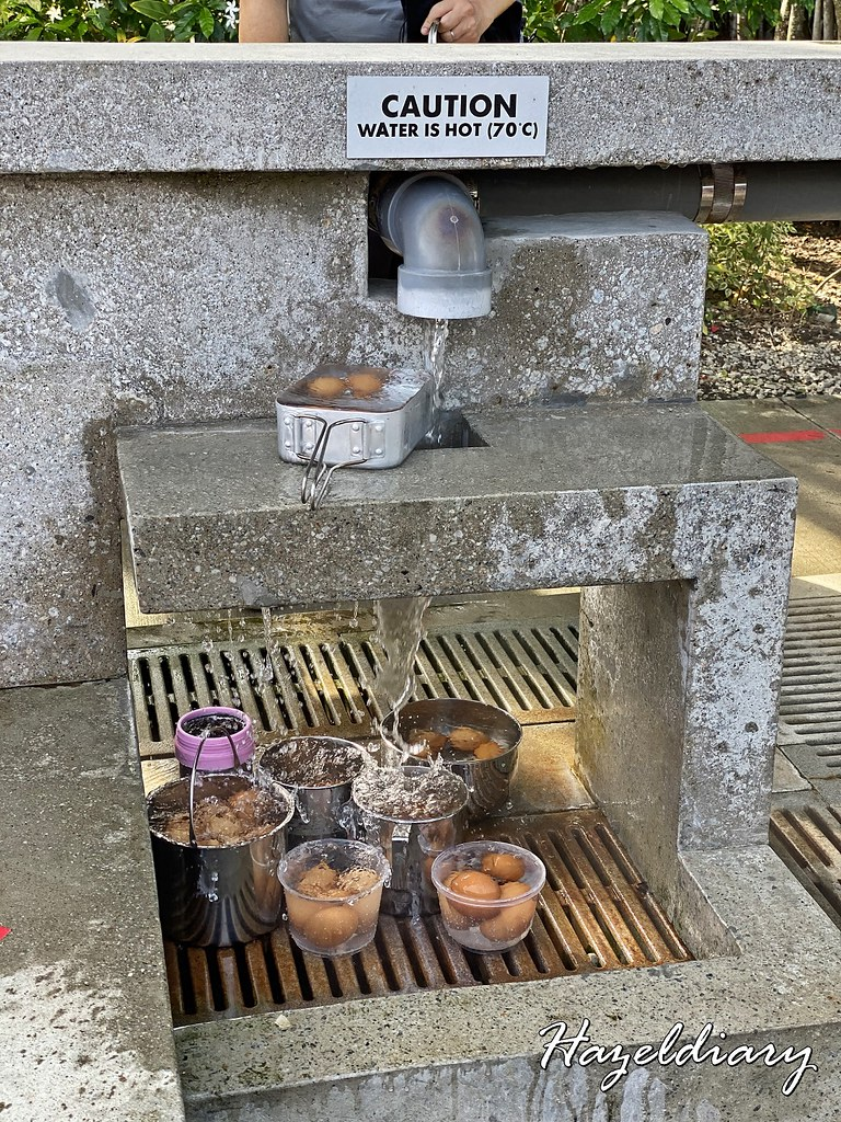 Sembawang Hot Spring Park Singapore-Egg Cooking Station-1