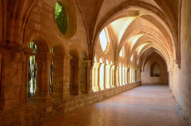 Abbey de Valmagne, Nikon D7000, 2012