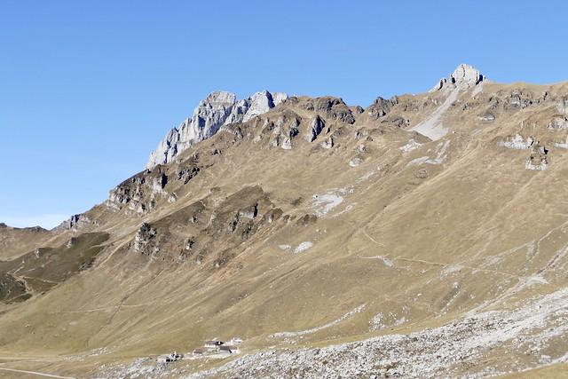 Klausenpass Uri Swiss Alps Switzerland