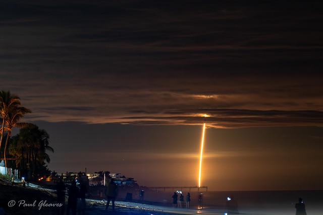 SpaceX:  Precious Cargo:  11-15-20