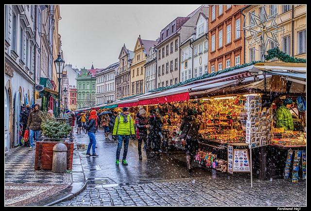 Praha - Prague_Havelská ulice_Praha 1 - Staré Město_Czechia