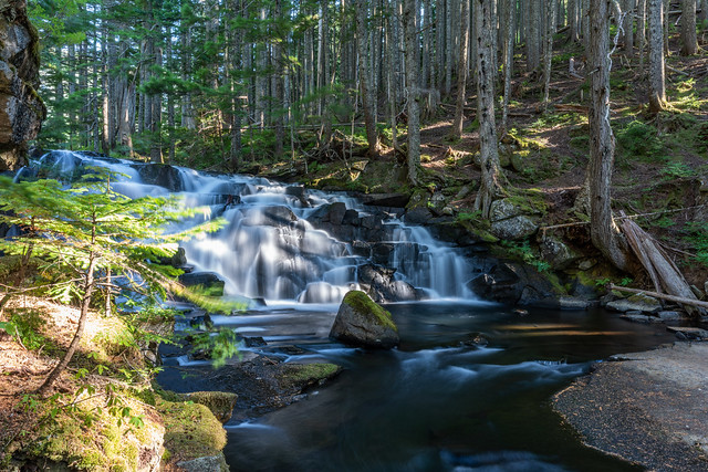 Elliot Creek on Goat Lake Trail