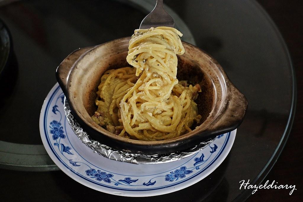 Garang Grill-Classic Carbonara