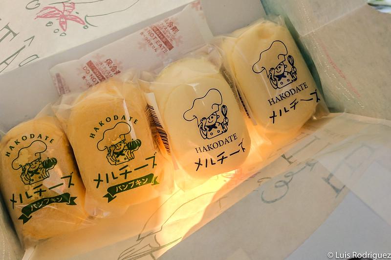 Tartas de queso de Petite Merveille