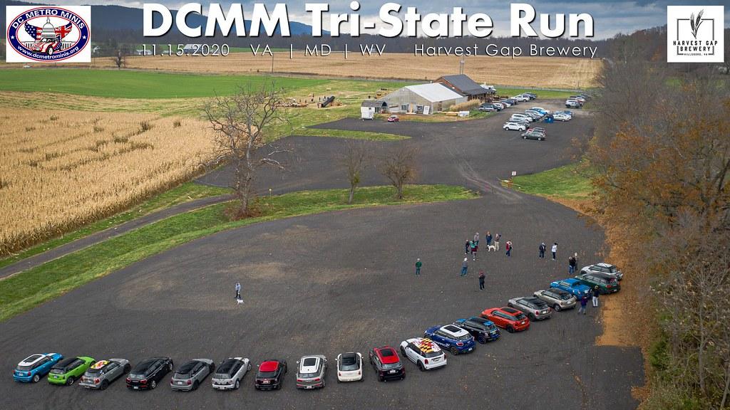 DCMM Tri-State Run