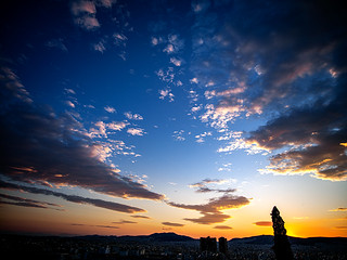 Sunset over Athens | by Giovanni C.