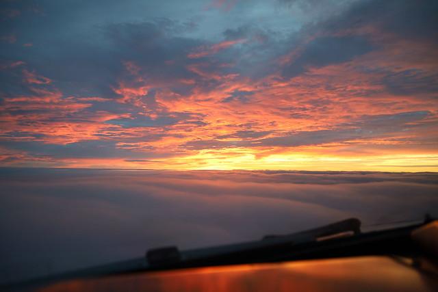 good (orange) morning, Asia!