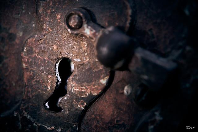 Schlüsselloch