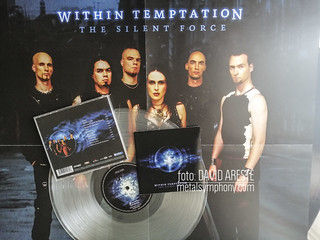 Within Temptation Silent Force | by metal.symphony