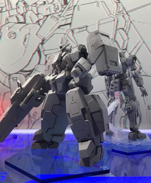 MG 1/100《機動戰士鋼彈00》德天使鋼彈 原型公開  天上人四架鋼彈集結!