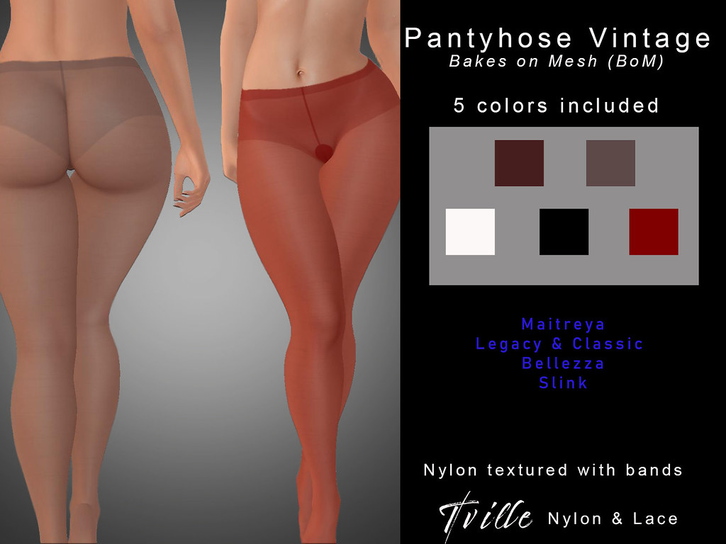 Tville – Pantyhose Vintage