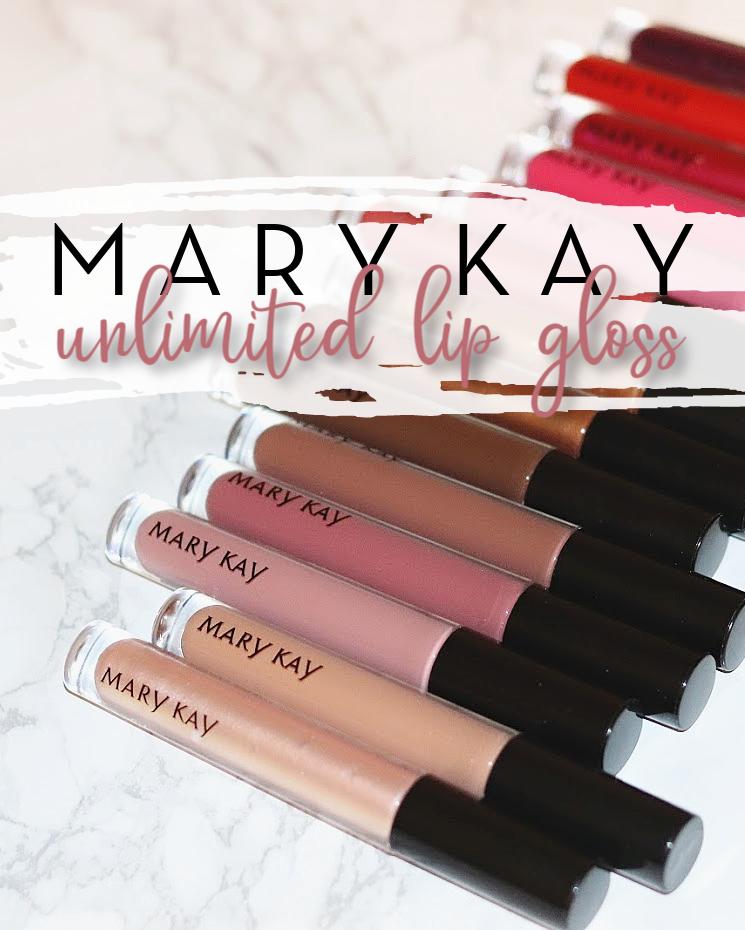 Mary Kay unlimited lip gloss 2020 (1)