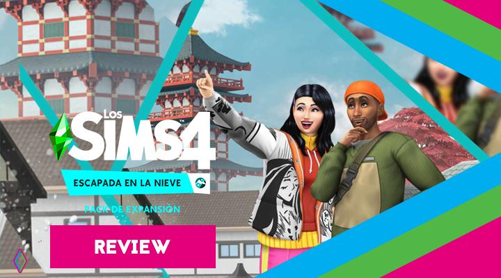 Los Sims 4: Escapada en la Nieve (Anti)Review