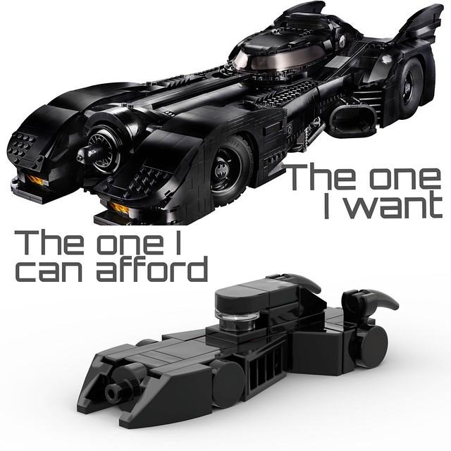 [LEGO] I want V.S. I can afford